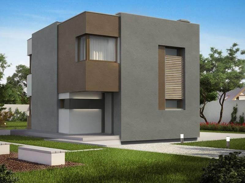 Štedljiva kuća - UltraM 102m2 - Štedljive kuće